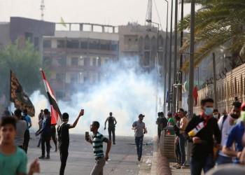 وفاة متظاهر متأثرا بإصابته برصاص الحشد الشعبي