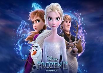 فروزن 2 يحقق أعلى أرباح لفيلم رسوم متحركة على الإطلاق