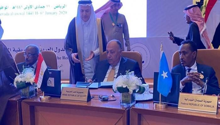 مصر توقع رسميا على ميثاق الانضمام لمجلس دول البحر الأحمر