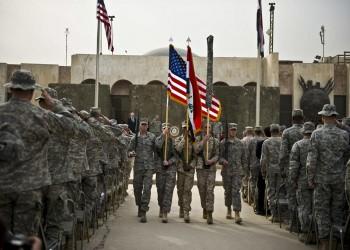 الجيش الأمريكي يبلغ بغداد أنه سيبدأ إجراءات للخروج من البلاد (رسالة)