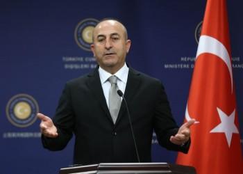 وزير الخارجية التركي يصل إلى الجزائر لبحث الأزمة الليبية