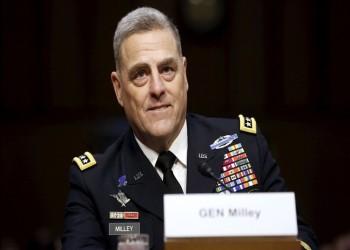 رئيس الأركان الأمريكي: الرسالة المنشورة بشأن العراق خطأ