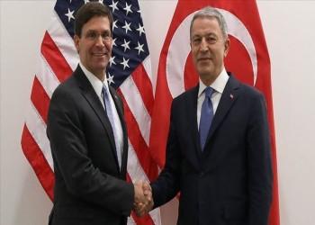 وزيرا دفاع تركيا وأمريكا يبحثان هاتفيا تطورات العراق