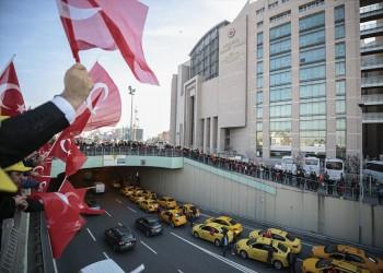 حظر أوبر في إسطنبول ينعش سيارات الأجرة غير الشرعية