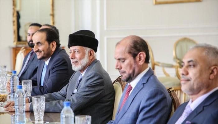 بن علوي: أمريكا على تواصل بعمان لخفض التوتر مع إيران