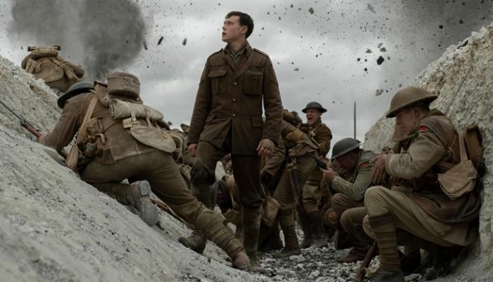 فيلم 1917 يسجل إقبالا صخما بعد فوزه في الجولدن جلوب