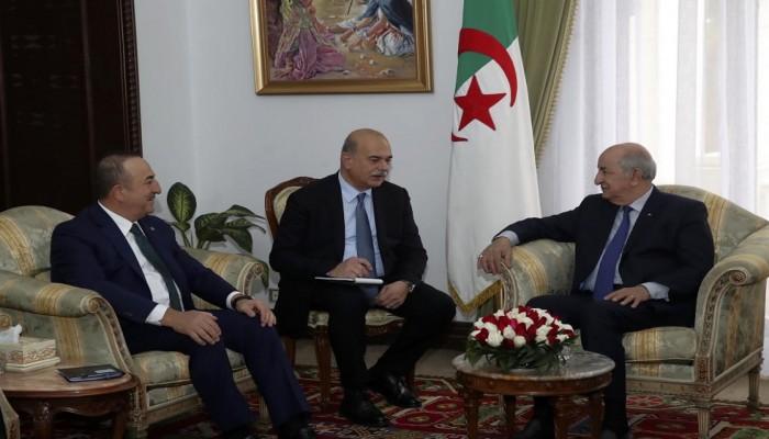تبون يدعو أردوغان لزيارة الجزائر والأخير يوافق