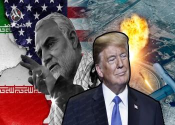 إيران ترد.. الحرس الثوري يقصف قاعدة عين الأسد الأمريكية بالعراق