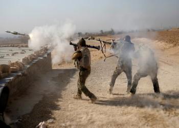 إسبانيا تسحب معظم جنودها من بغداد العراقية