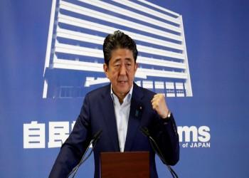 رئيس وزراء اليابان يلغي زيارته إلى الخليج