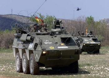 بعد هجوم إيران.. إسبانيا تسحب قواتها من العراق إلى الكويت