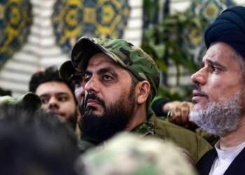 عصائب أهل الحق: حان وقت الرد العراقي على اغتيال المهندس