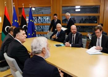 رئيس الوزراء الإيطالي يلتقي السراج وحفتر في لقاءين منفصلين