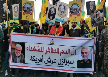 بعد الهجوم الإيراني.. تلويح برد عراقي على مقتل سليماني والمهندس