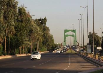 هجوم بالصواريخ على المنطقة الخضراء ببغداد