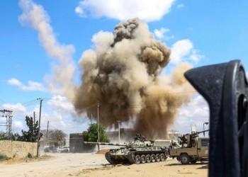 5 معسكرات استراتيجية ترسم خريطة معركة طرابلس