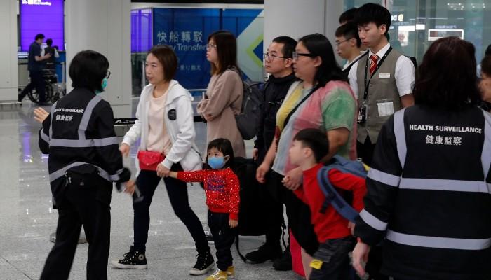 نوع جديد من فيروس كورونا يظهر في الصين