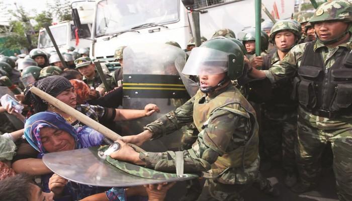 نواب أمريكيون يطالبون بمعاقبة الصين بسبب انتهاك حقوق الإيجور