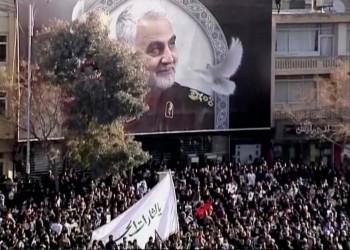 حداد بإيران على ضحايا الطائرة الأوكرانية وتدافع تشييع سليماني