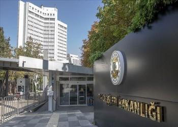 تركيا: بيان اجتماع القاهرة حول المتوسط غير واقعي