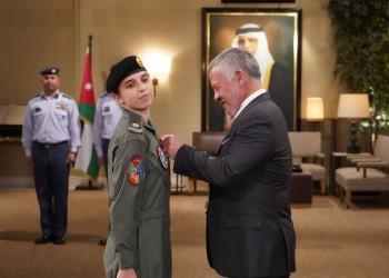 الأميرة سلمى.. أول أردنية تقود طائرة حربية بالمملكة