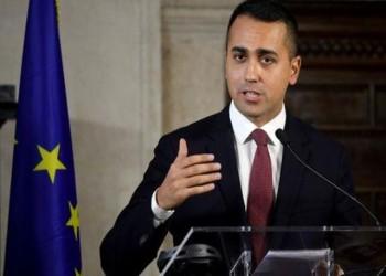الرئيس الجزائري ووزير الخارجية الإيطالي يبحثان الأزمة الليبية