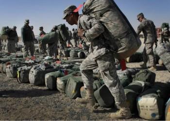 التحالف الدولي يعلن تعليق أنشطته العسكرية بالعراق