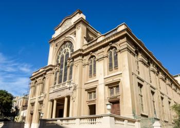مصر تعيد افتتاح معبد يهودي شمالي البلاد