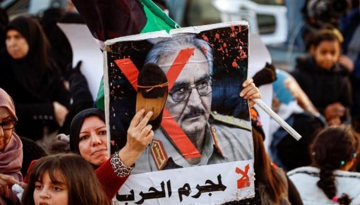 هل تصبح تخوم طرابلس مقبرة أحلام خليفة حفتر