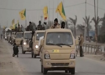 حزب الله العراقي يتعهد باستنزاف القوات الأمريكية