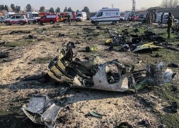إيران تنفي تحطم الطائرة الأوكرانية بصاروخ