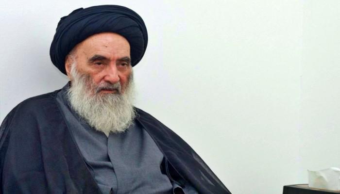 السيستاني: لن نسمح لإيران وأمريكا بتحديد مصير العراق