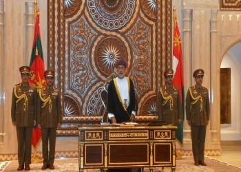 السلطان العماني الجديد يتعهد بمواصلة سياسة قابوس
