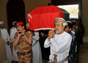 الكويت تعلق مهرجان القرين الثقافي 3 أيام لوفاة سلطان عمان