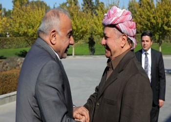 رئيس الوزراء العراقي: لا نريد عداء مع أمريكا