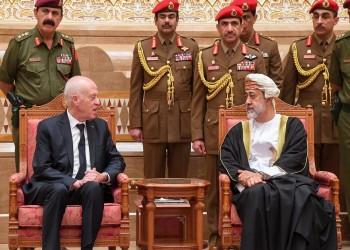 في أول زيارة خارجية.. الرئيس التونسي يعزي في قابوس