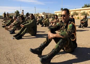 الوفاق الليبية وقوات حفتر تتبادلان الاتهامات بخرق وقف إطلاق النار