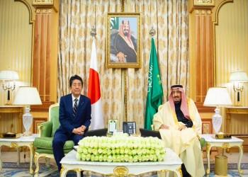 السعودية ترحب بإرسال قوات يابانية إلى الخليج