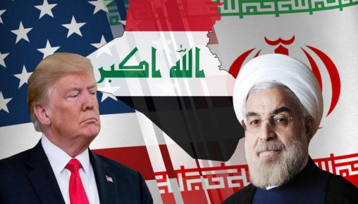 «أمريكا برّا برّا» ...«إيران برّا برّا»
