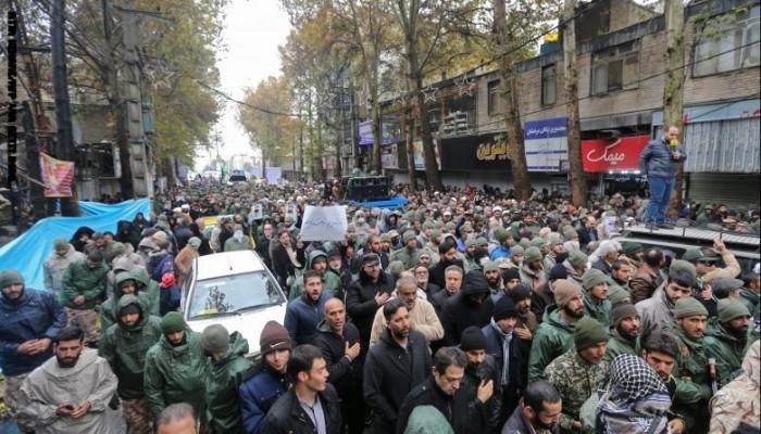 ترامب لقادة إيران: لا تقتلوا المتظاهرين.. نحن نراقب