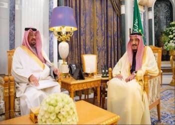 العاهل السعودي يتلقى رسالة خطية من نظيره البحريني