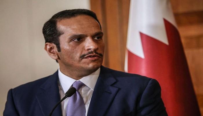 وزير خارجية قطر يزور العراق لبحث التهدئة بالمنطقة