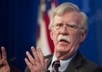 بولتون: سقوط النظام الإيراني بات قريبا.. ولا تتفاوضوا معه