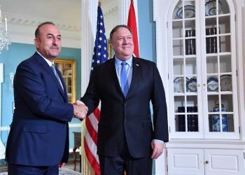 وزير خارجية تركيا يهاتف نظيره الأمريكي