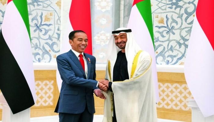 الإمارات وإندونيسيا توقعان اتفاقيات بنحو 23 مليار دولار