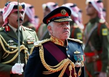 عاهل الأردن : المنطقة تتجه لخفض التصعيد والتعاون مع أمريكا ضرورة