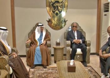 قرقاش يصل إلى السودان في زيارة رسمية للقاء حمدوك والبرهان