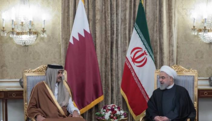 نفير دبلوماسي قطري لخفض التصعيد بين أمريكا وإيران
