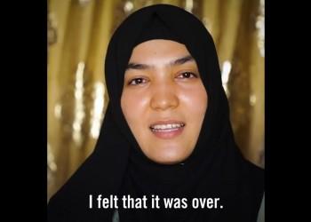 سيدة إيجورية تتهم مصر باعتقال زوجها وترحيله للصين