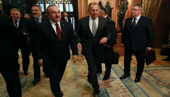 تركيا: لا معنى لمؤتمر برلين مع رفض حفتر وقف إطلاق النار